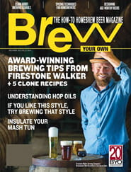 Brew Your Own2