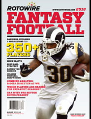 Rotowire Fantasy Football Guide 2018